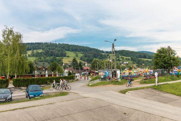 centrum-miasta-brenna-rowery-www.krokzahoryzont.pl