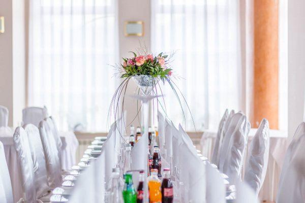 Sala weselna w Brennej