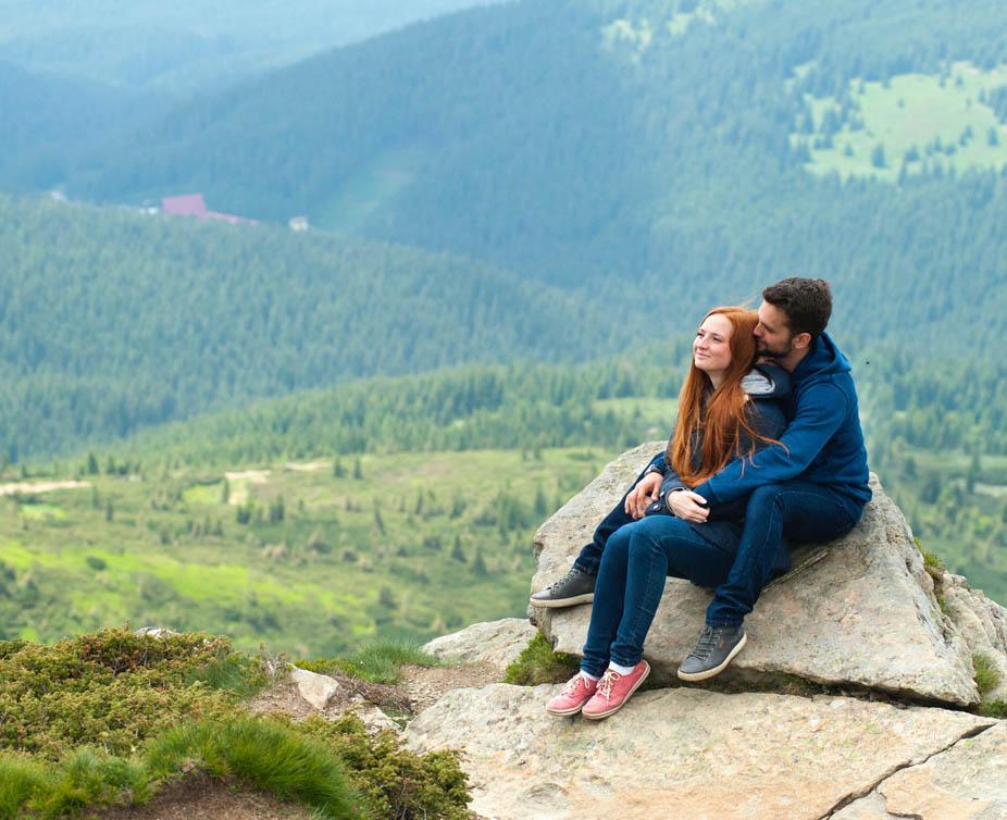 Weekend dla pary w górach w Brennie